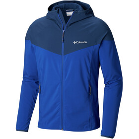 Columbia Heather Canyon Jacket Men Azul/Carbon